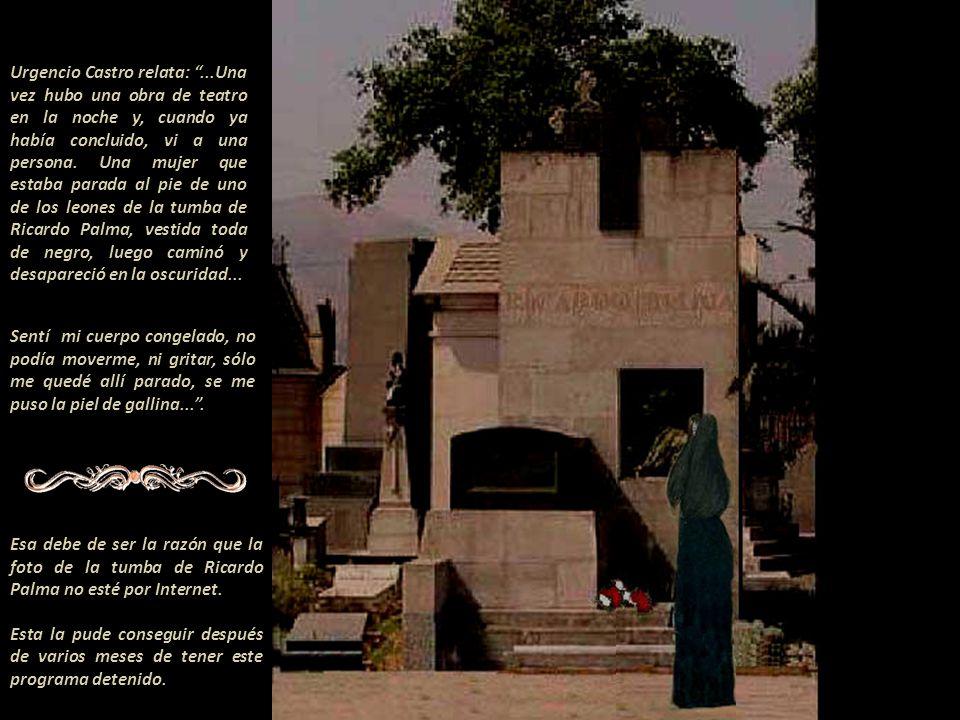 En el Cementerio Presbítero Maestro, de Lima, dos veces al mes se realizan tours nocturnos llamados Noches de Luna Llena.. Cientos de visitantes puede