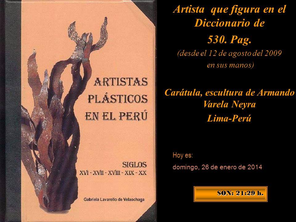 Artista que figura en el Diccionario de 530.Pag.