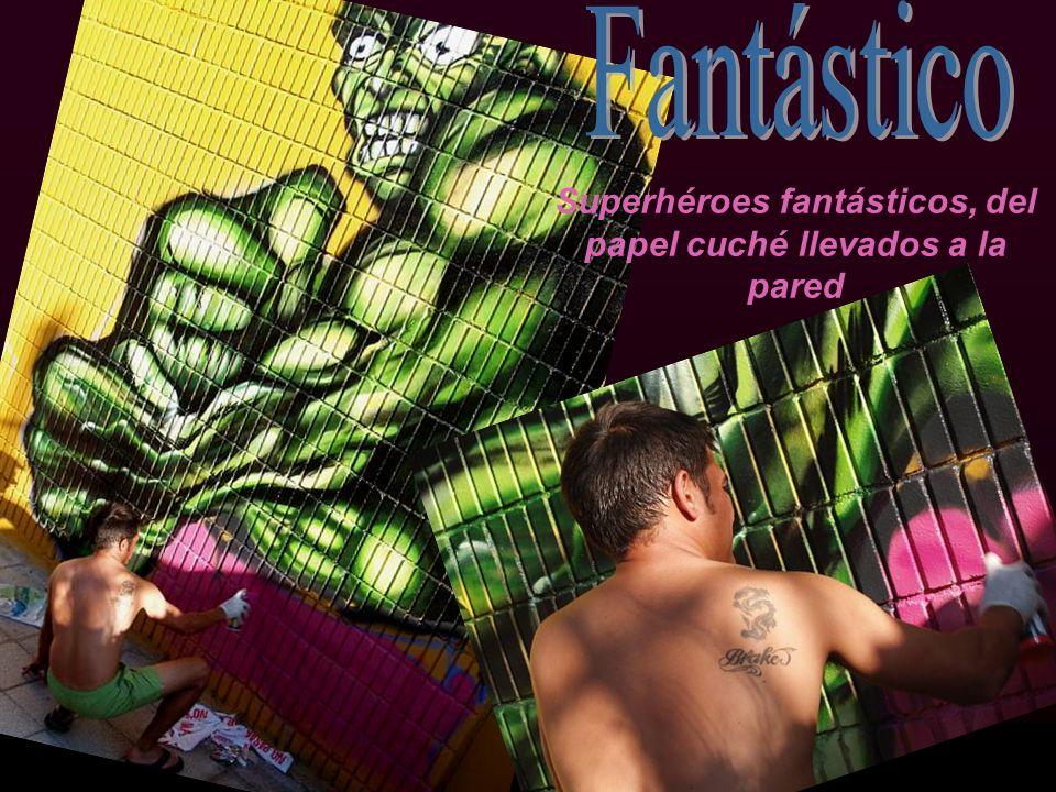 Lisboa En solares de las grandes urbes, es habitual encontrar paneles o muros de graffitis, que disimulan y decoran la dejadez urbanística como en esta ciudad acogedora y con sabor rancio.