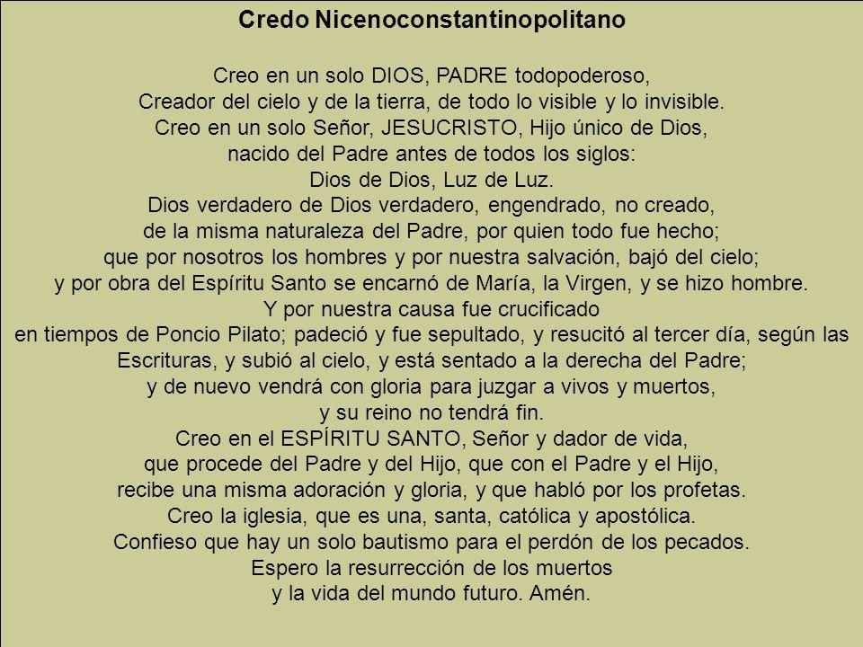 ... Creo En Un Solo Dios Padre Todopoderoso ~ Apr 2016 watch movies online