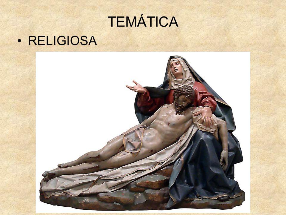 TEMÁTICA RELIGIOSA