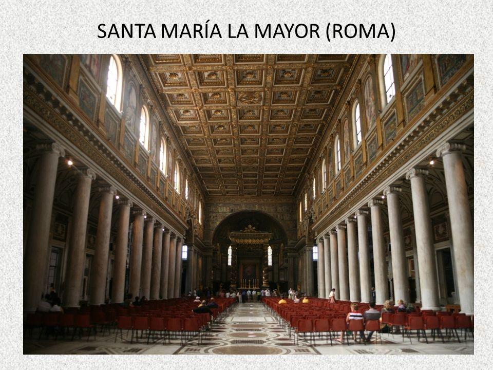 SANTA MARÍA LA MAYOR (ROMA)
