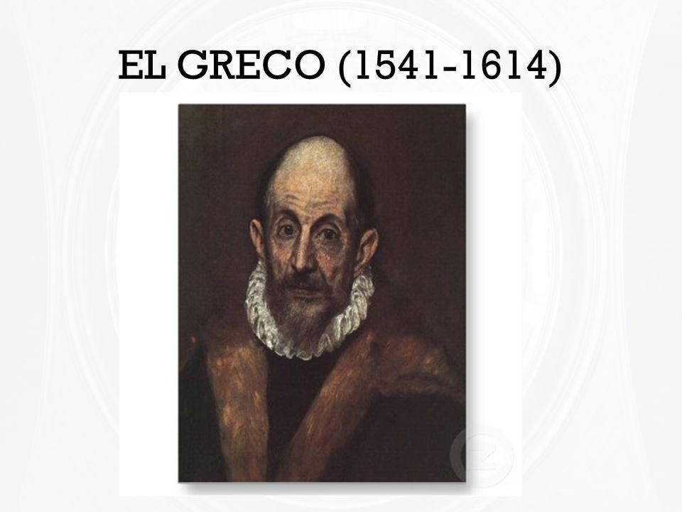 EL GRECO (1541-1614)
