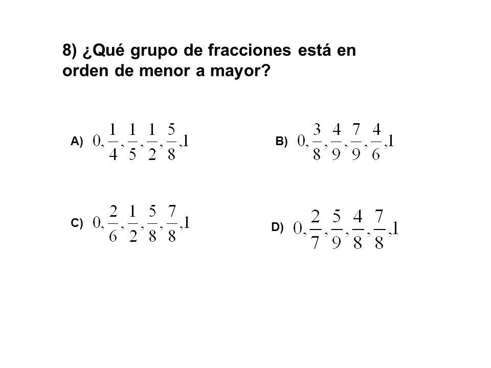 29) Según la siguiente gráfica de coordenadas, ¿qué par ordenado identifica al punto F.