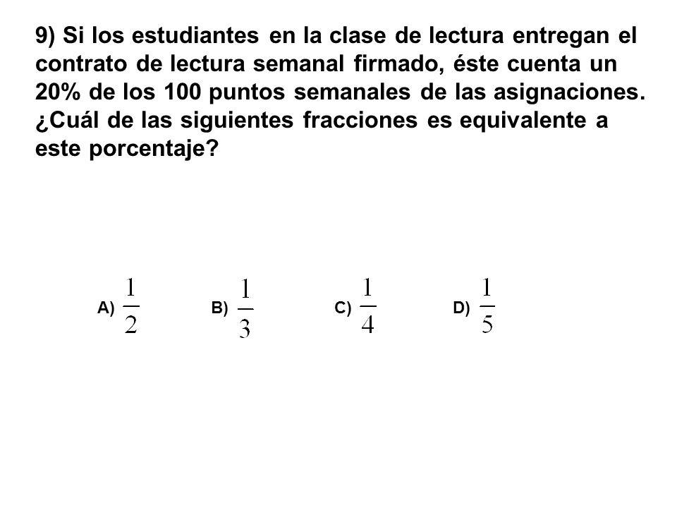 20) Observa este patrón.