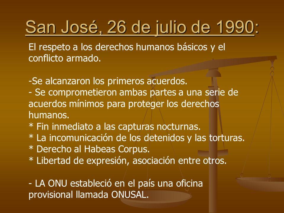 México, 27 de abril de 1991: La reforma constitucional negociada.