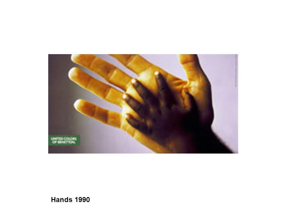 Rice in hands 1997