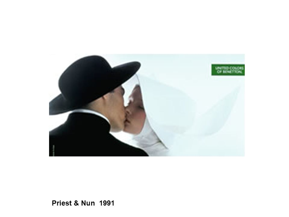 Priest & Nun 1991