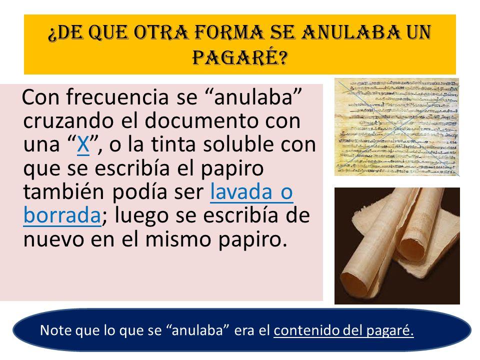 Algunos han intentado equivocadamente aplicar en este texto de Colosenses 2:14 la palabra Gr.