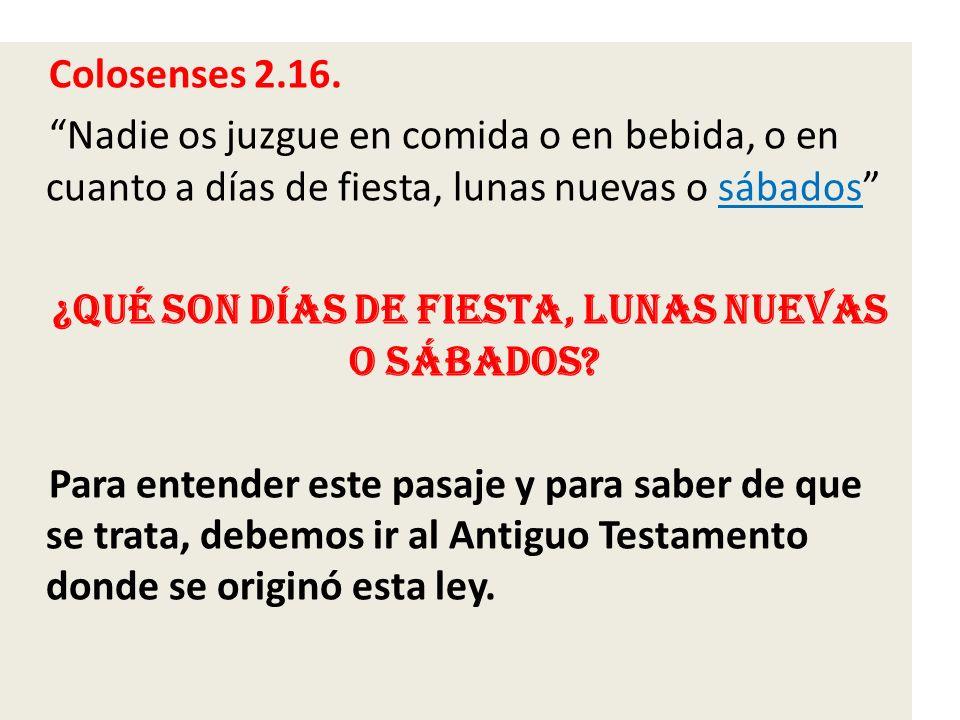 Léase Números 28.1-4.