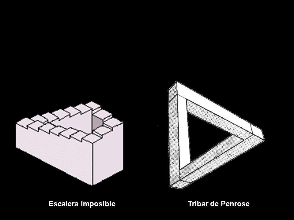 Escalera ImposibleTribar de Penrose