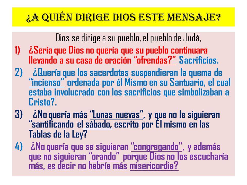 Ellos estaban obrando (1), contrario a la Palabra de Dios y (2), en contra de su Santa Ley.