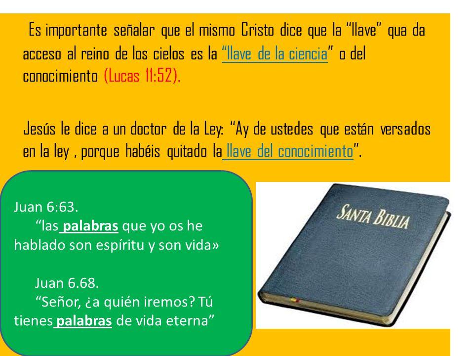 La Palabra de Dios no admite corrección ¿Cuántos años trascurren desde que Jesús dijo estas Palabras, hasta, aquél día.