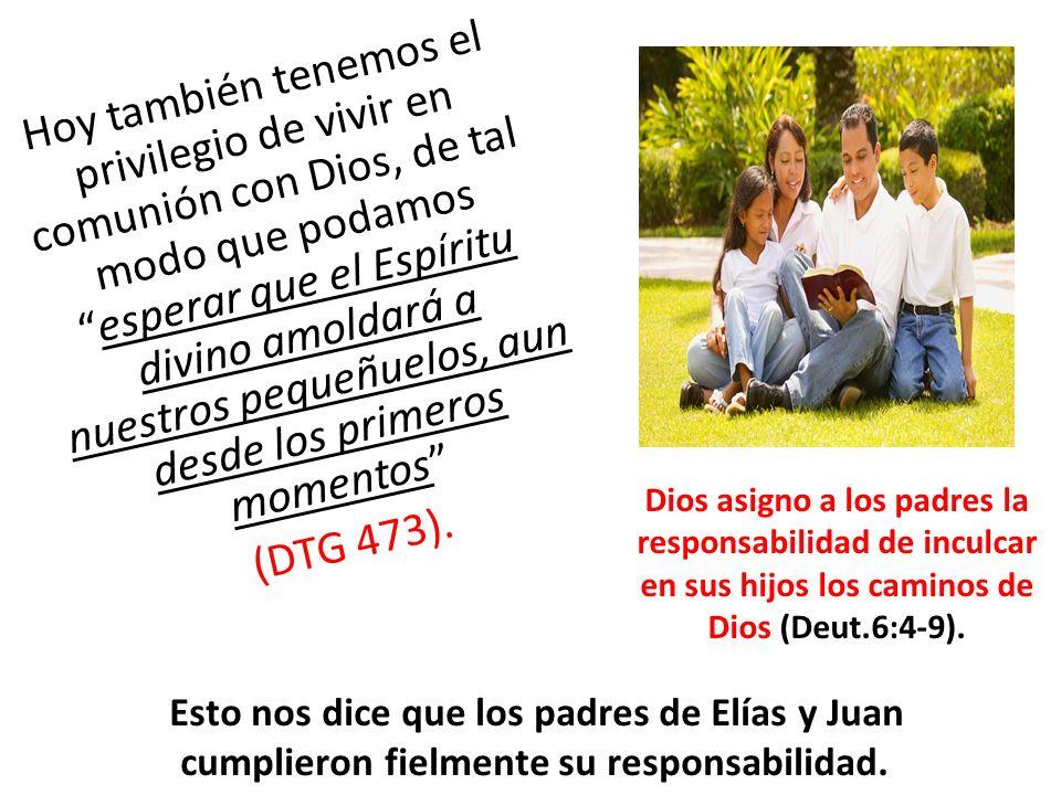 Es claro entonces que el segundo Elías que la Biblia reconoce es Juan el Bautista y que también el vino al pueblo de Dios y no al mundo gentil, como también había sucedido con Elías tisbita.