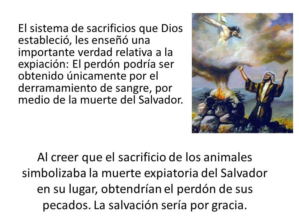 Con la muerte de Cristo, la jurisdicción de la ley ceremonial llegó a su fin.