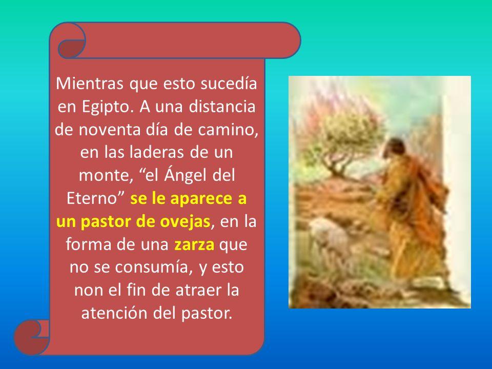 El Eterno lo llamó (a Moisés), desde el monte y le dijo: Así dirás a la casa de Jacob, …Vosotros seréis mi reino de sacerdotes y gente santa (Éxodo 19:3; 6).