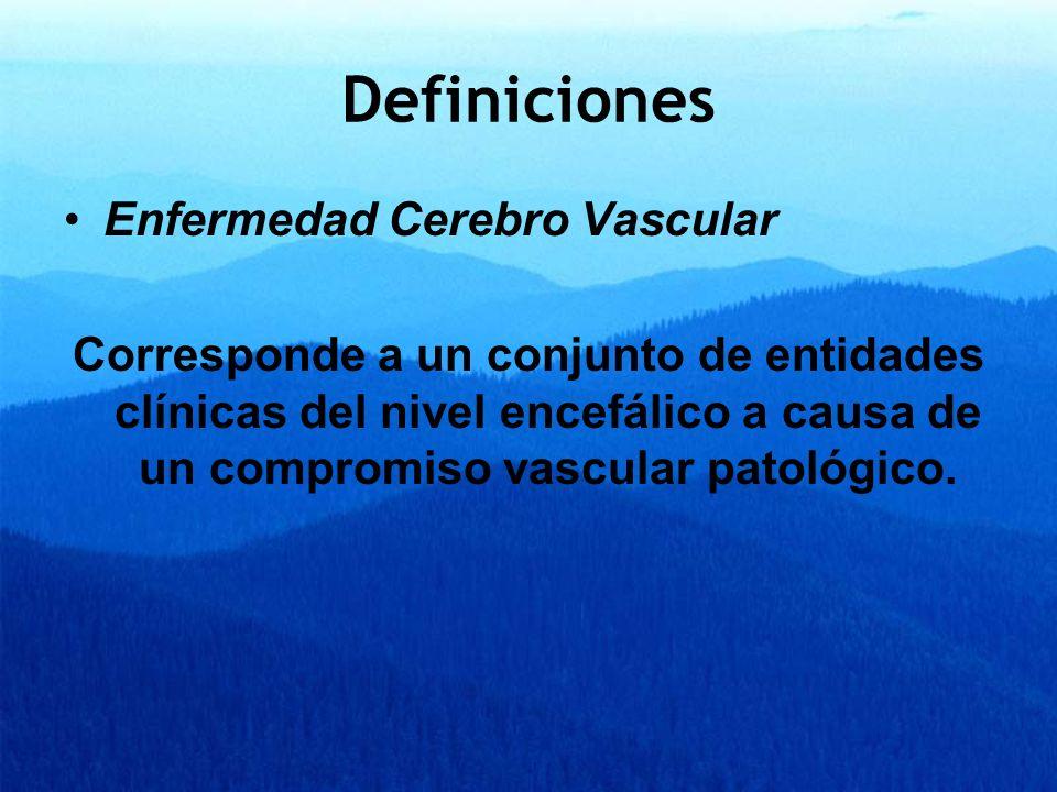 Tromboembólicas Tromboembólicas Oclusión de vaso por embolo de origen variable.