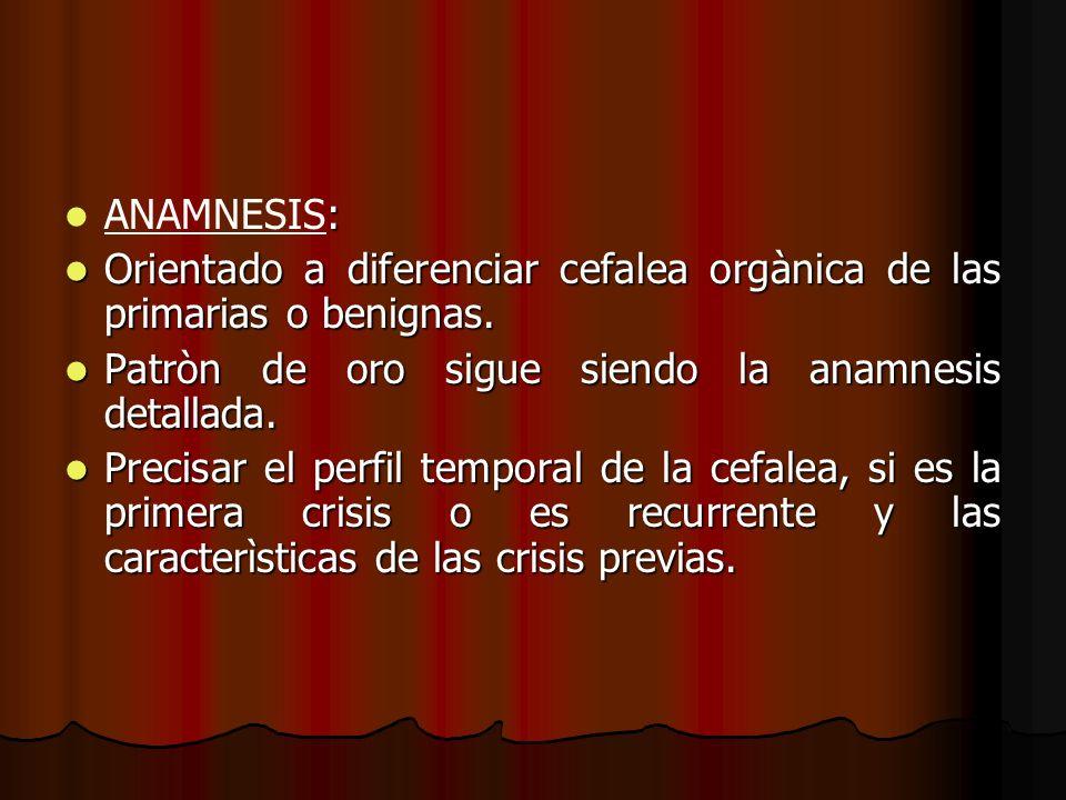 Triptanes: Triptanes: Sumatriptan: 6 mgs SC.Sumatriptan: 6 mgs SC.