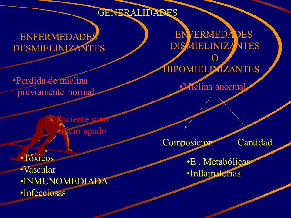"""La presentaci�n """"ENFERMEDADES DESMIELINISANTES DR Alfredo ..."""