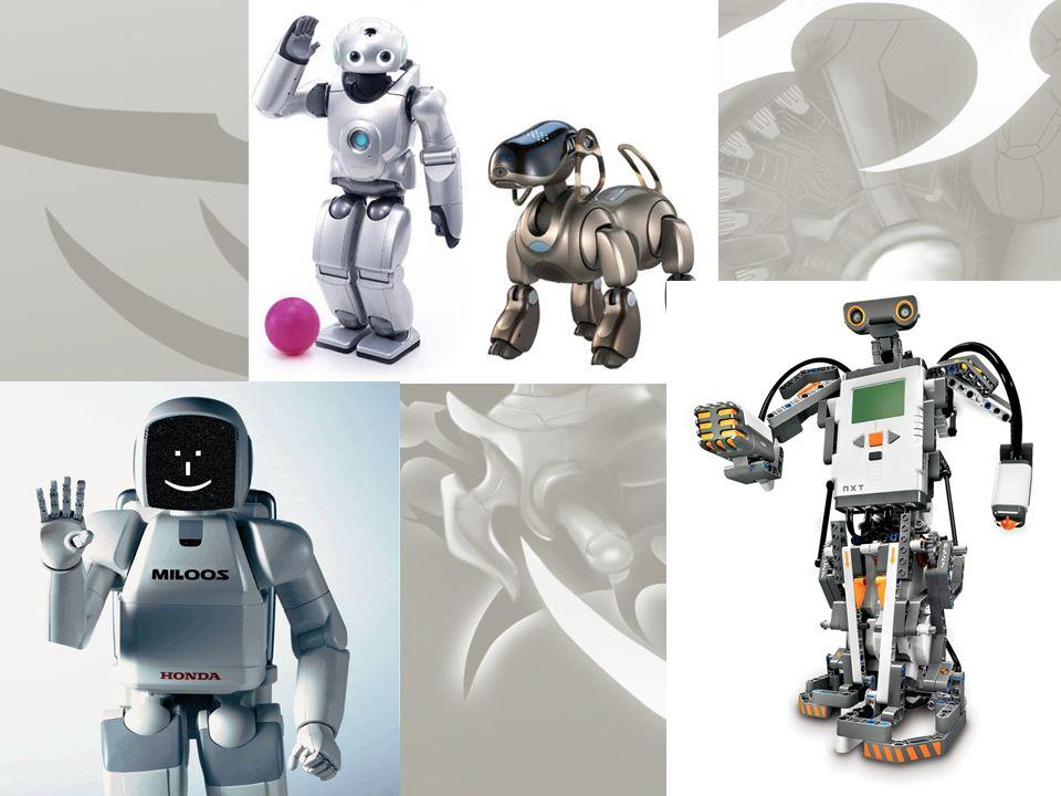 Definición y Clasificación Como una ciencia en crecimiento, la robótica no tiene una definición clara de ella misma.