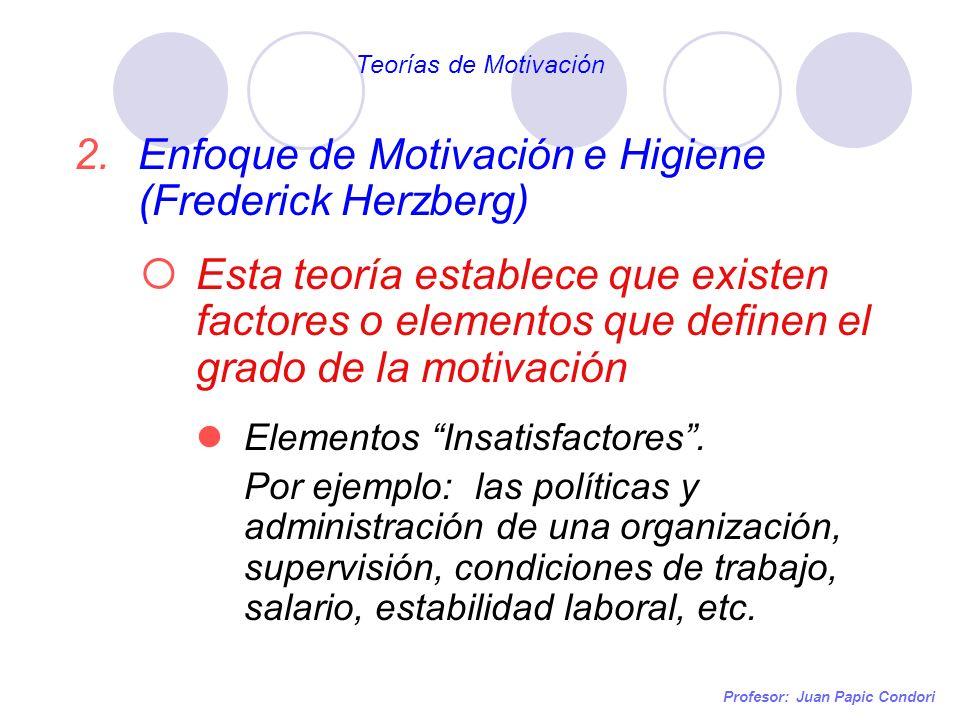 Profesor: Juan Papic Condori 2.Rejilla Administrativa Este enfoque creado a través de estudios, demuestra que los administradores ponen distintos grados de interés tanto en la producción como en las personas.