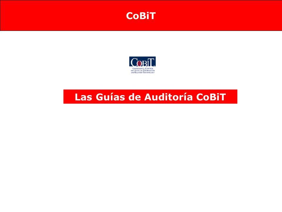 CoBiT Las Guías de Auditoría CoBiT