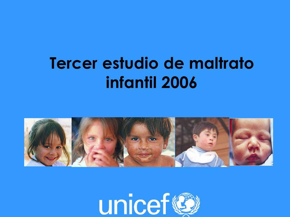 La violencia hacia los niños continúa siendo un grave problema en Chile.