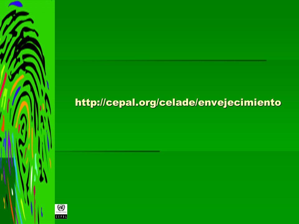 Dignidad: Dignidad: Brasil, Costa Rica, Ecuador, México, Paraguay Participación: Participación: Brasil, Colombia y Ecuador América Latina y el Caribe (21 países): derechos de las personas mayores establecidos a nivel constitucional Y cuyos derechos no estan complemante protegidos…
