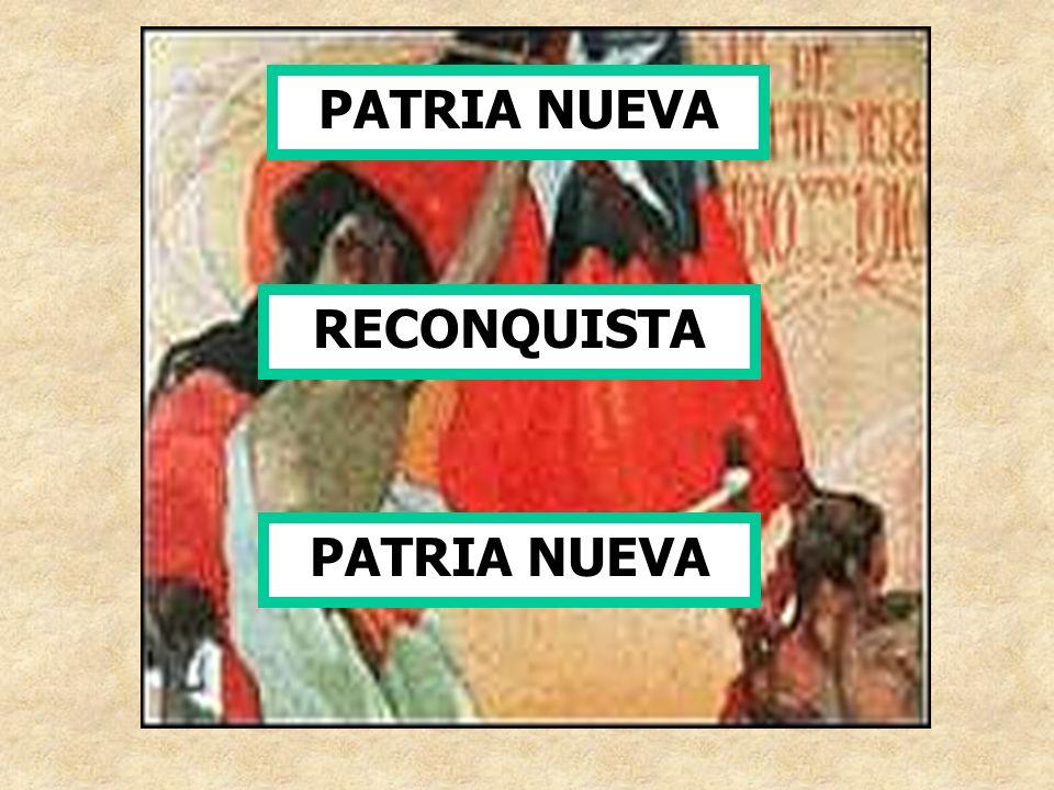RECONQUISTA PATRIA NUEVA