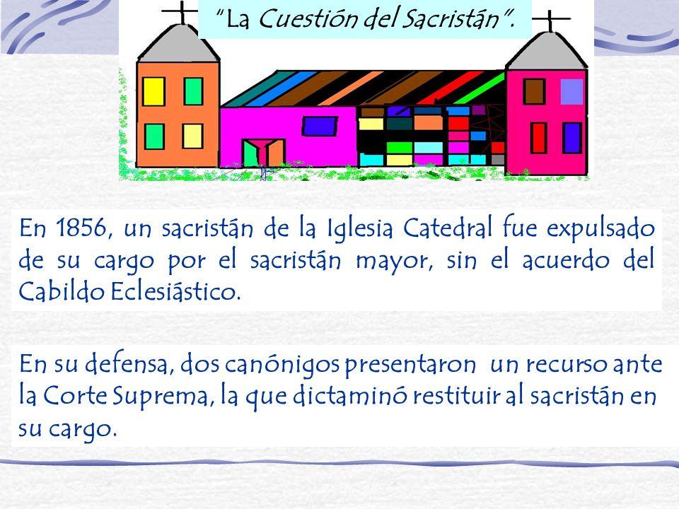 La Cuestión del Sacristán
