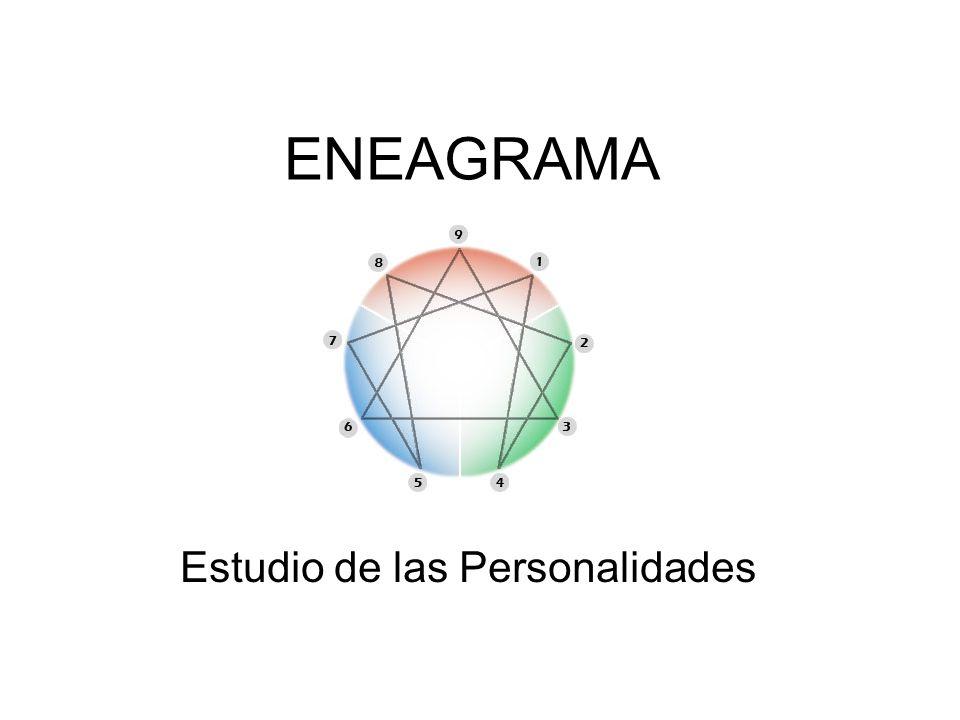 ENEAGRAMA Estudio de las Personalidades