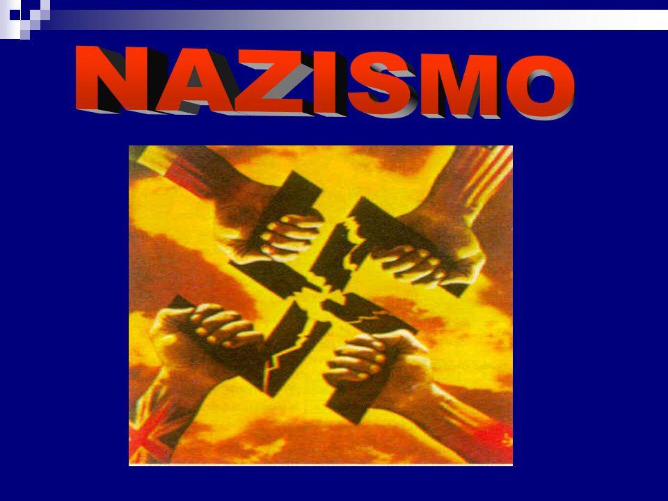 Hitler fue nombrado canciller En las elecciones de 1933, el partido NAZI obtuvo la gran mayoría en el Parlamento.