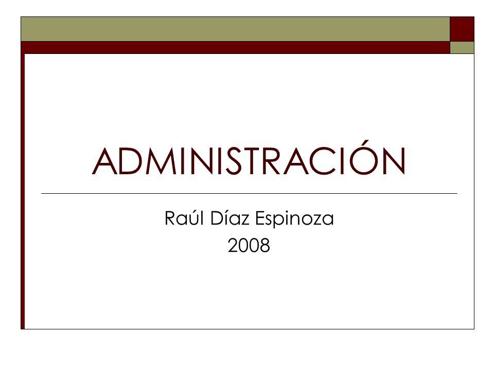 Rejilla administrativa