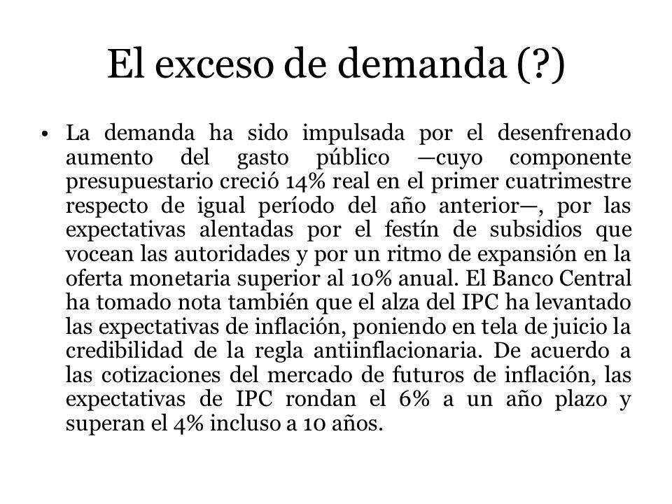 La Segunda Fontaine, Juan Andrés Viernes 13 de Junio de 2008 ¿Es suficiente la dosis.