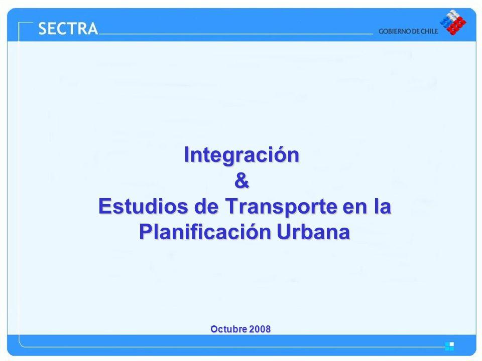 Octubre 2008 PROYECTOS DE LEY Modificaciones a la Ley General de Urbanismo y Construcciones