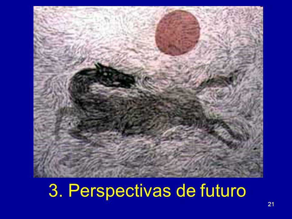 21 3. Perspectivas de futuro