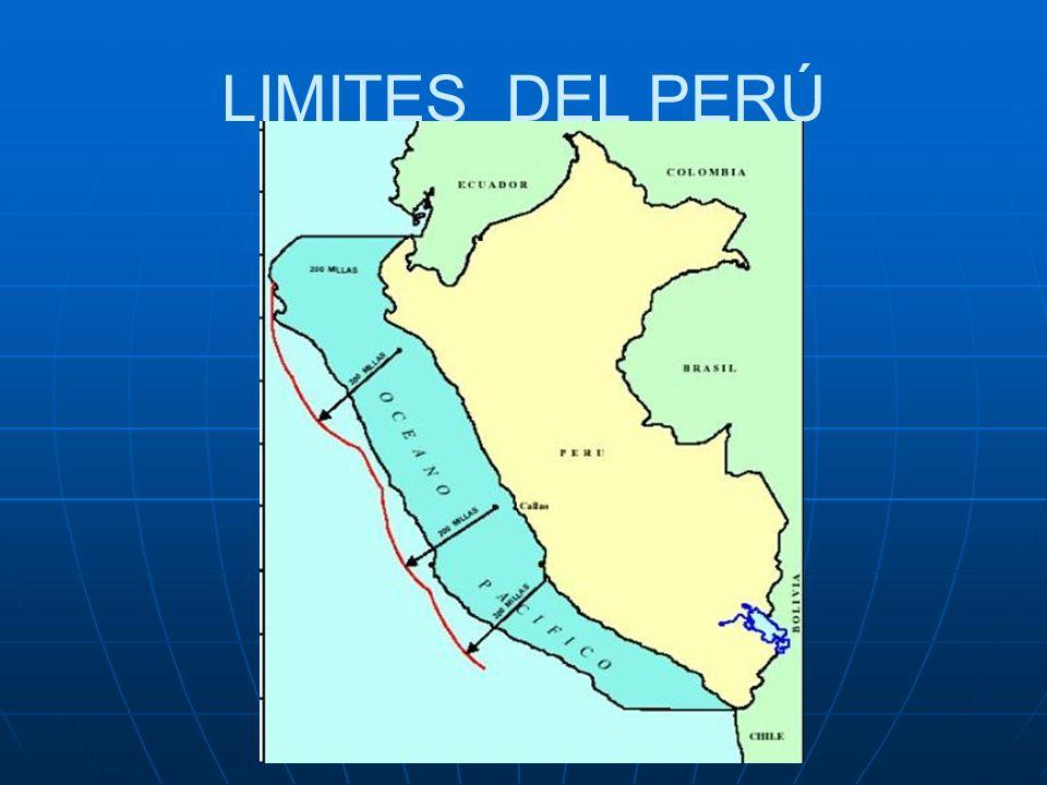 Puntos extremos del Perú