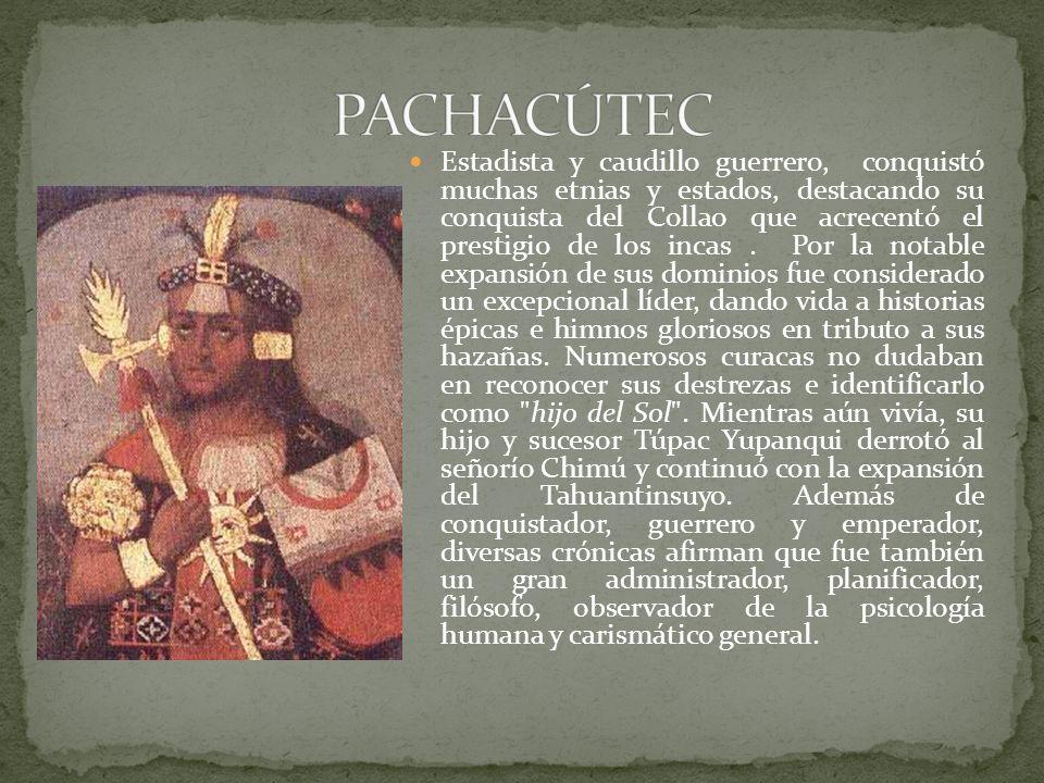 Hijo del prestigioso soberano Pachacuti, a los quince años fue nombrado heredero al trono.