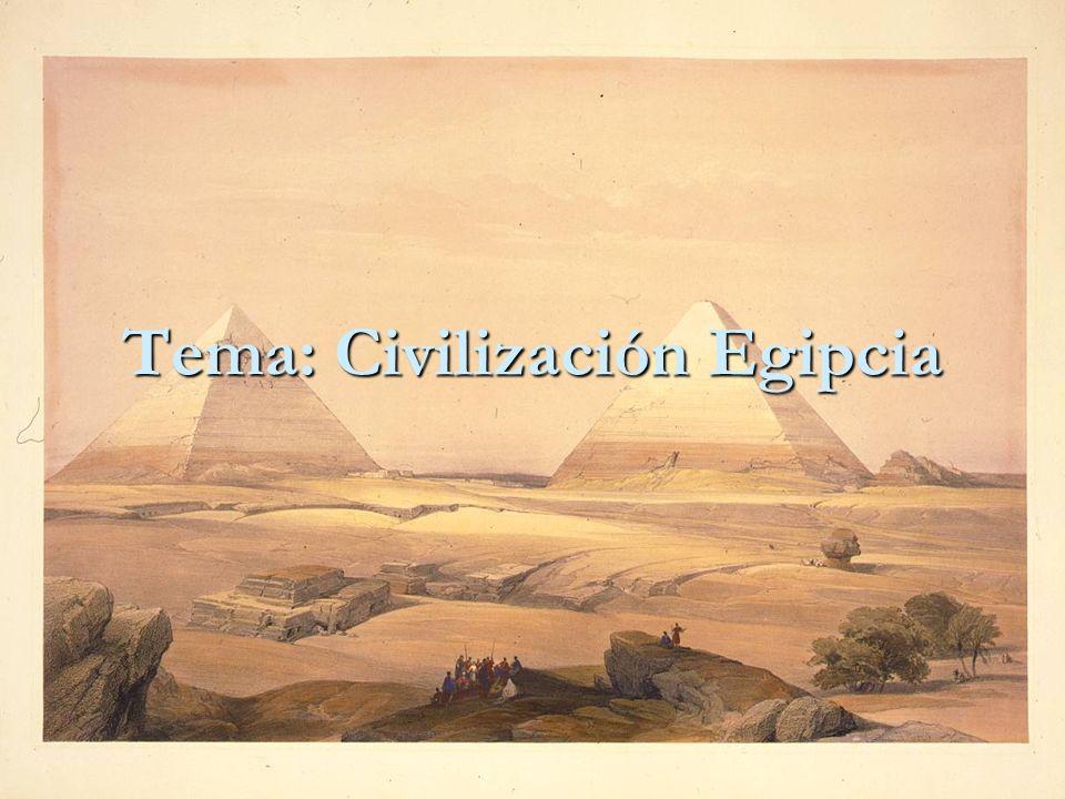 Aportaciones de los Egipcios 1.Adelantos científicos y técnicos 2.