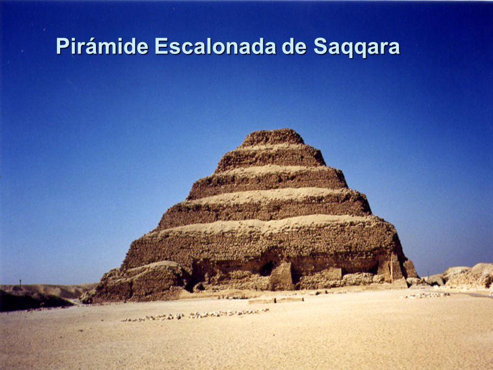 Pirámide Escalonada de Saqqara