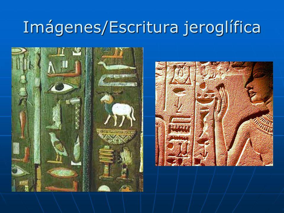 Imágenes/Escritura jeroglífica