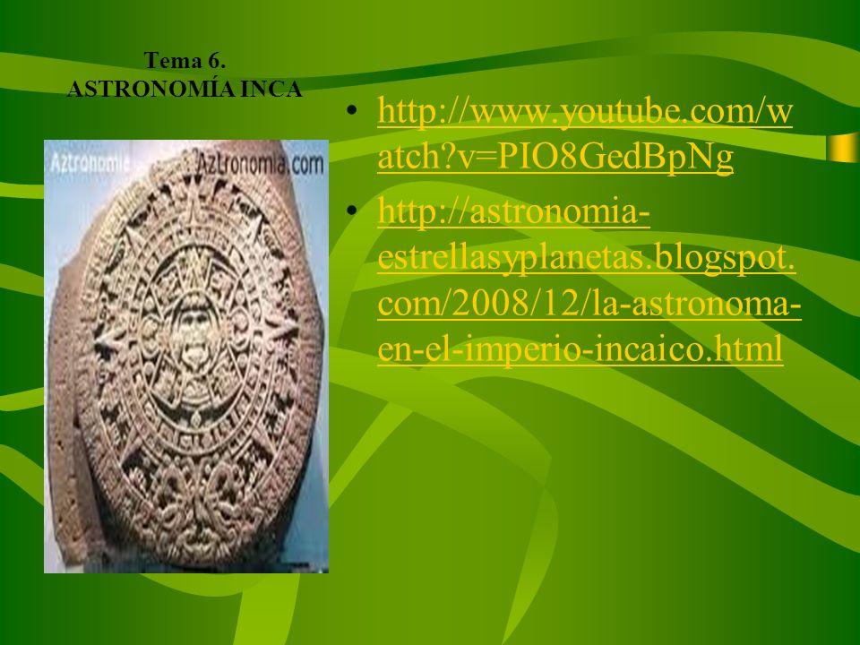 Tema 5: EL SISTEMA DE CONTABILIDAD INCAICO http://www.monografias.co m/trabajos89/contabilidad- imperio-incas/contabilidad- imperio-incas.shtmlhttp://