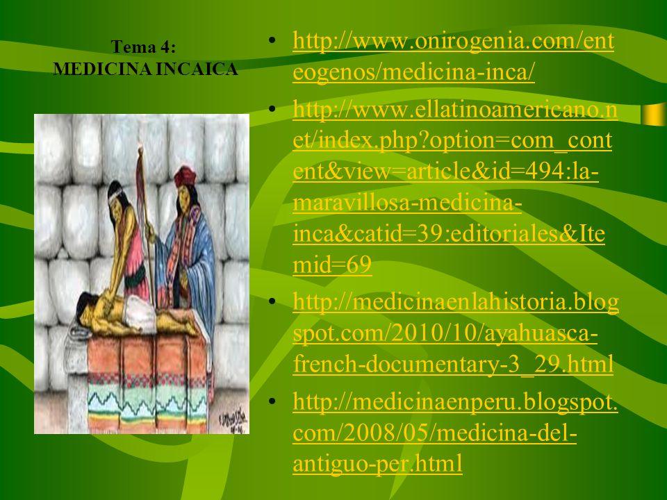 Tema 3: CERAMICA INCAICA http://es.wikipedia.org/wiki/C er%C3%A1mica_incaicahttp://es.wikipedia.org/wiki/C er%C3%A1mica_incaica http://www.lahistoriad