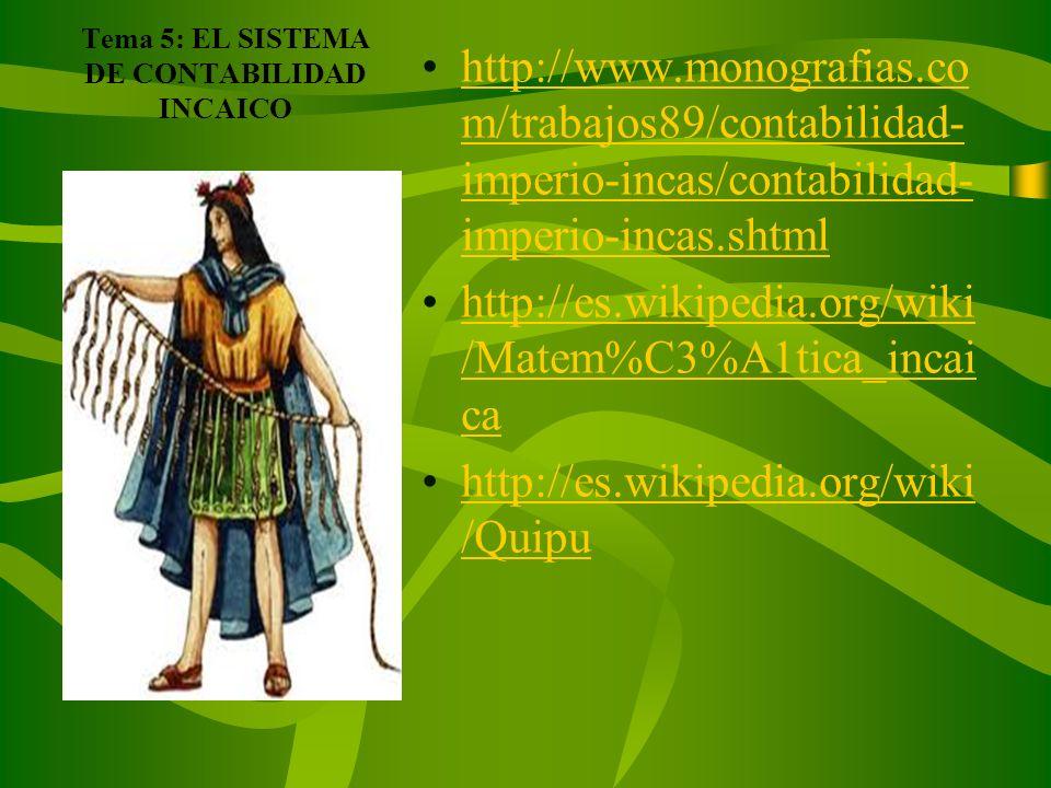 Tema 4: MEDICINA INCAICA http://www.onirogenia.com/ent eogenos/medicina-inca/http://www.onirogenia.com/ent eogenos/medicina-inca/ http://www.ellatinoa