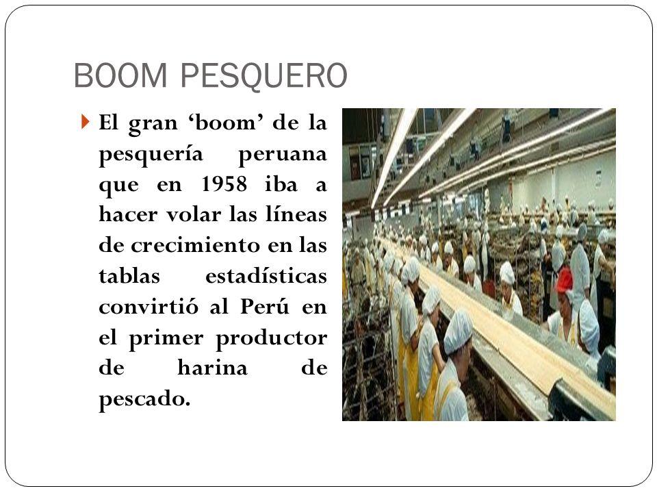 BOOM MINERO En los últimos años el oro, el cobre y el zinc han sido los minerales más exportados por el Perú.