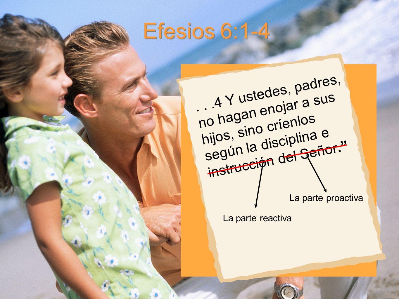6 La Disciplina Pasa cuando el niño ha cometido un error.