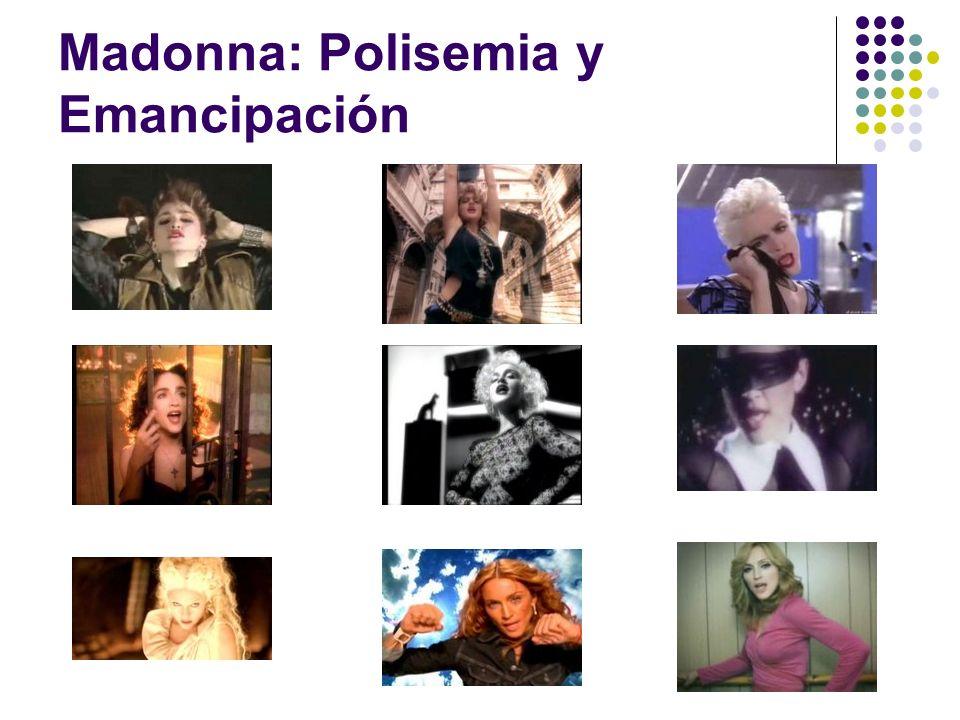 Madonna: Polisemia y Emancipación