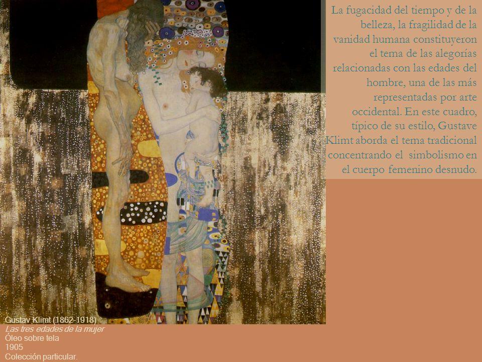 La fugacidad del tiempo y de la belleza, la fragilidad de la vanidad humana constituyeron el tema de las alegorías relacionadas con las edades del hom