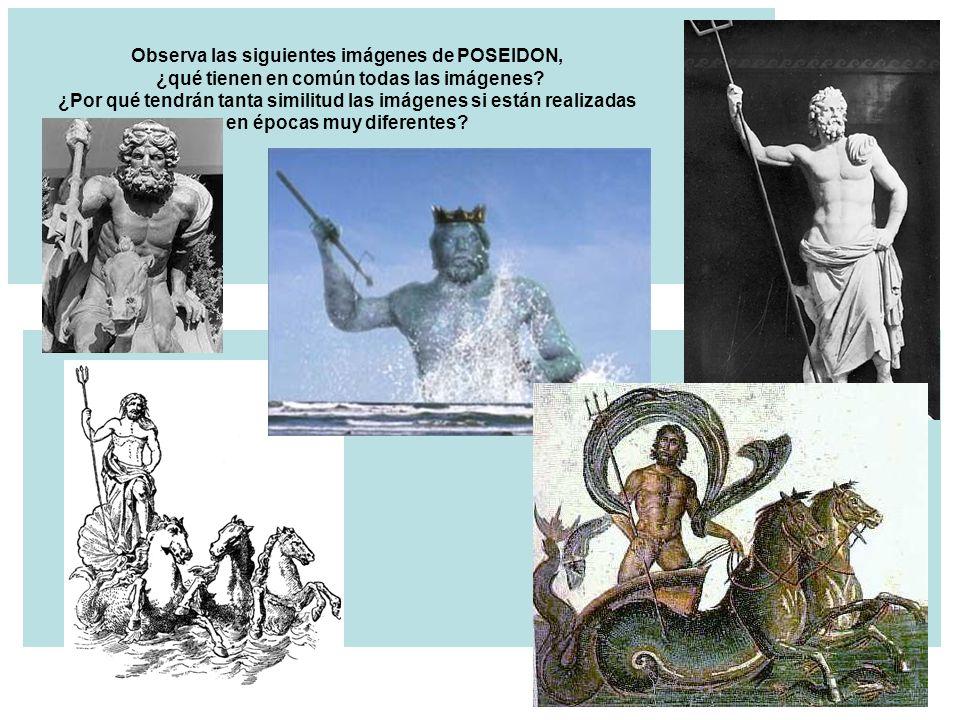 Observa las siguientes imágenes de POSEIDON, ¿qué tienen en común todas las imágenes? ¿Por qué tendrán tanta similitud las imágenes si están realizada
