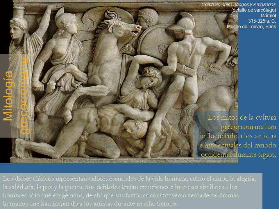 Los mitos de la cultura grecorromana han influenciado a los artistas e intelectuales del mundo occidental durante siglos. Mitología grecorromana Los d